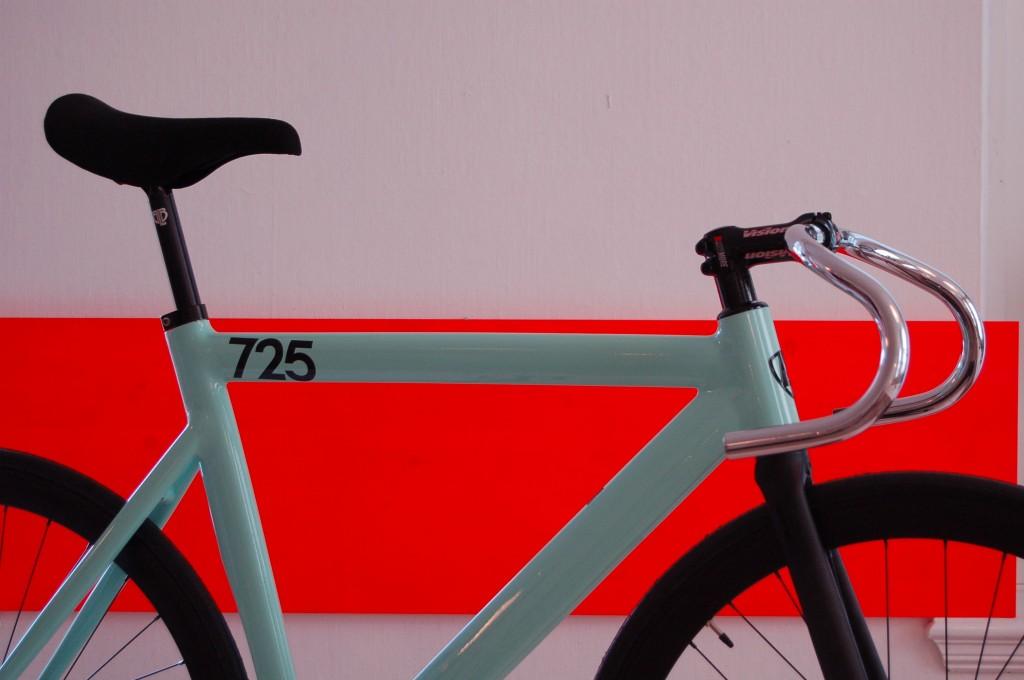 Cykelambassaden, fixiecykel
