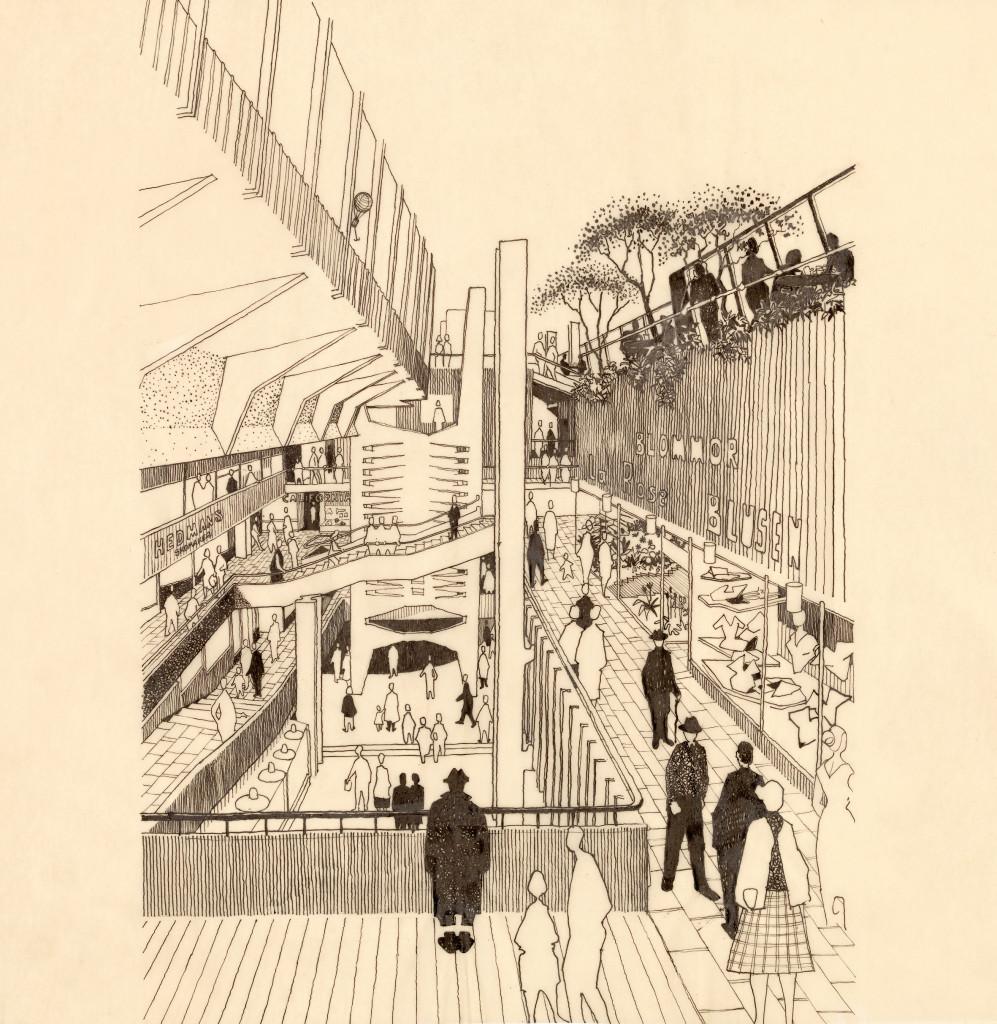 Shopping_Arkitekt Ralph Erskine
